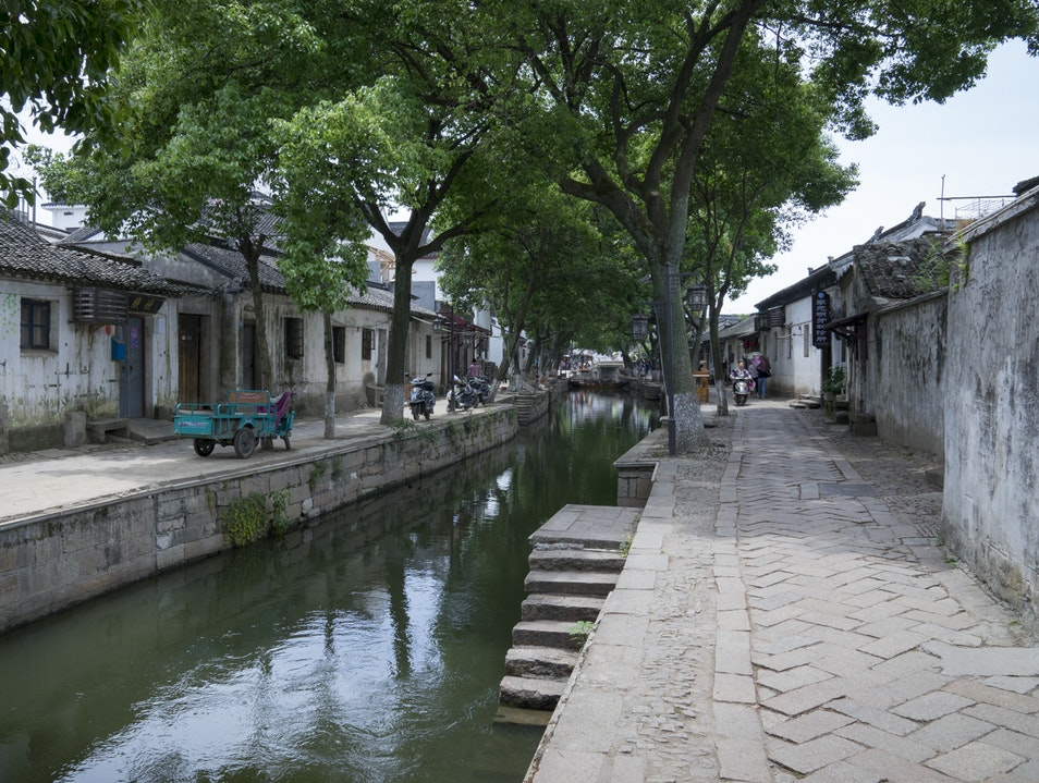 Tongli–Venice of the East Suzhou  China