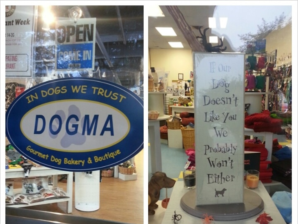 Dogma: In Dogs We Trust