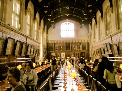Christ Church Oxford  United Kingdom