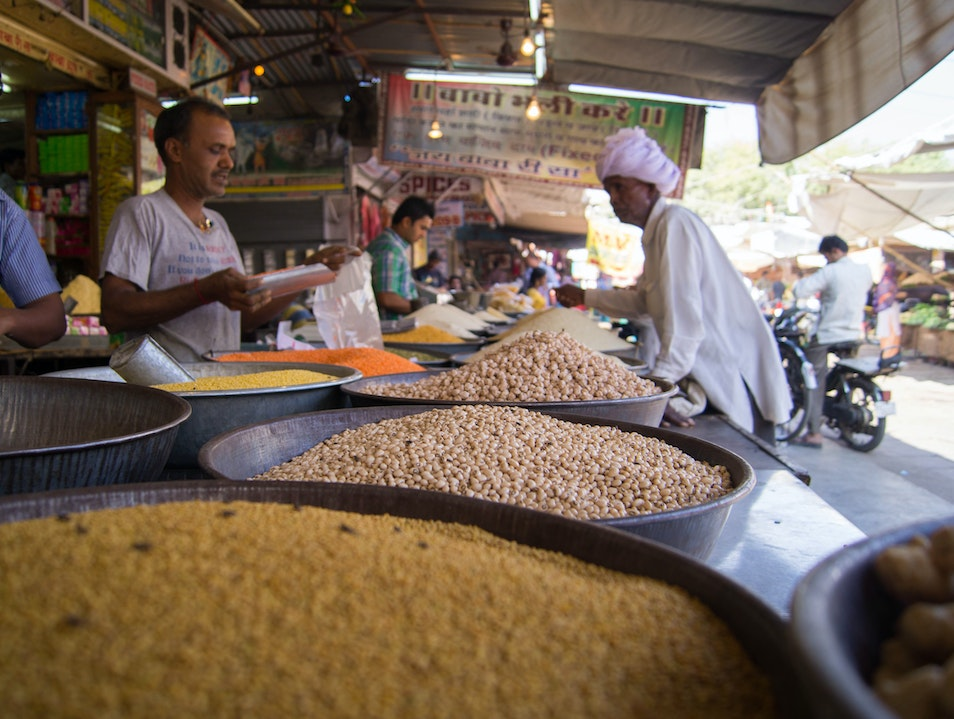 Friendly Spice Dealers Jodhpur  India