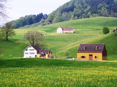 Appenzell Appenzell District  Switzerland