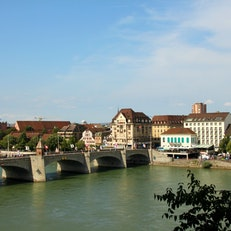Basel Middle Bridge
