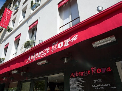 Auberge Flora Paris  France