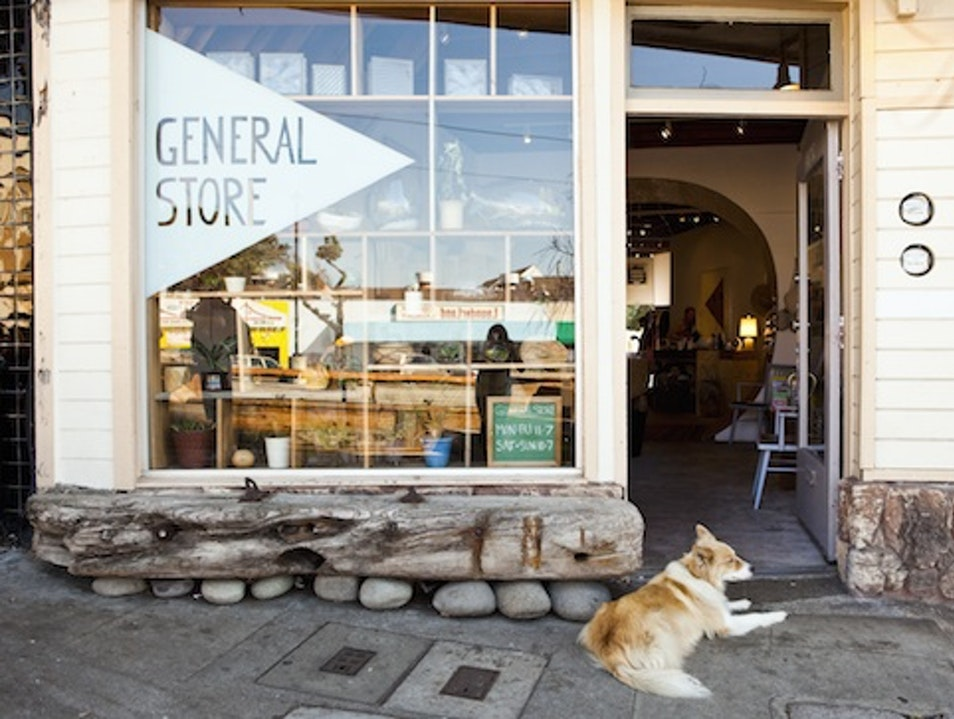 General Store, San Francisco San Francisco California United States