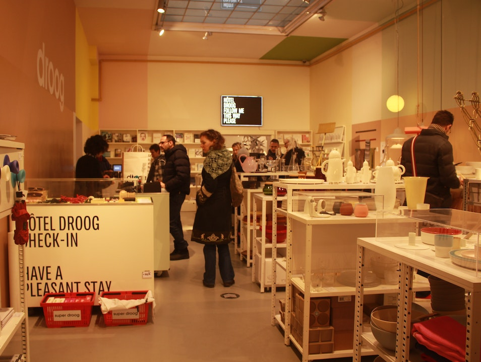 It All Adds Up at Droog