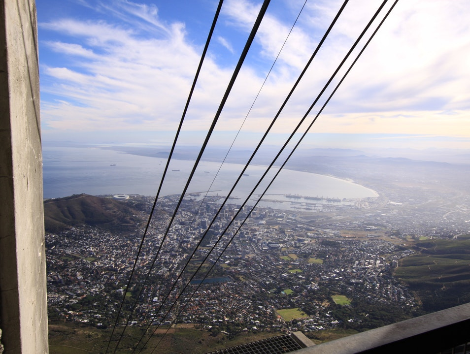 360 view, bring your wide angle lens. Cape Town  South Africa