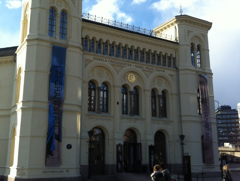 Nobel Peace Center Oslo  Norway