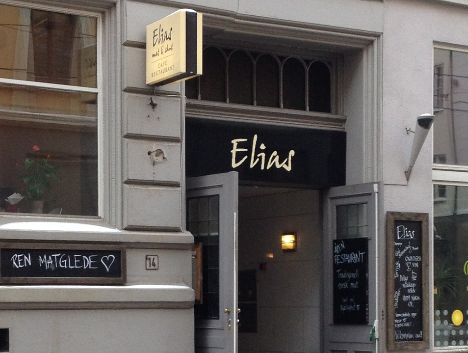 Fuss-Free Eating at Elias Oslo  Norway