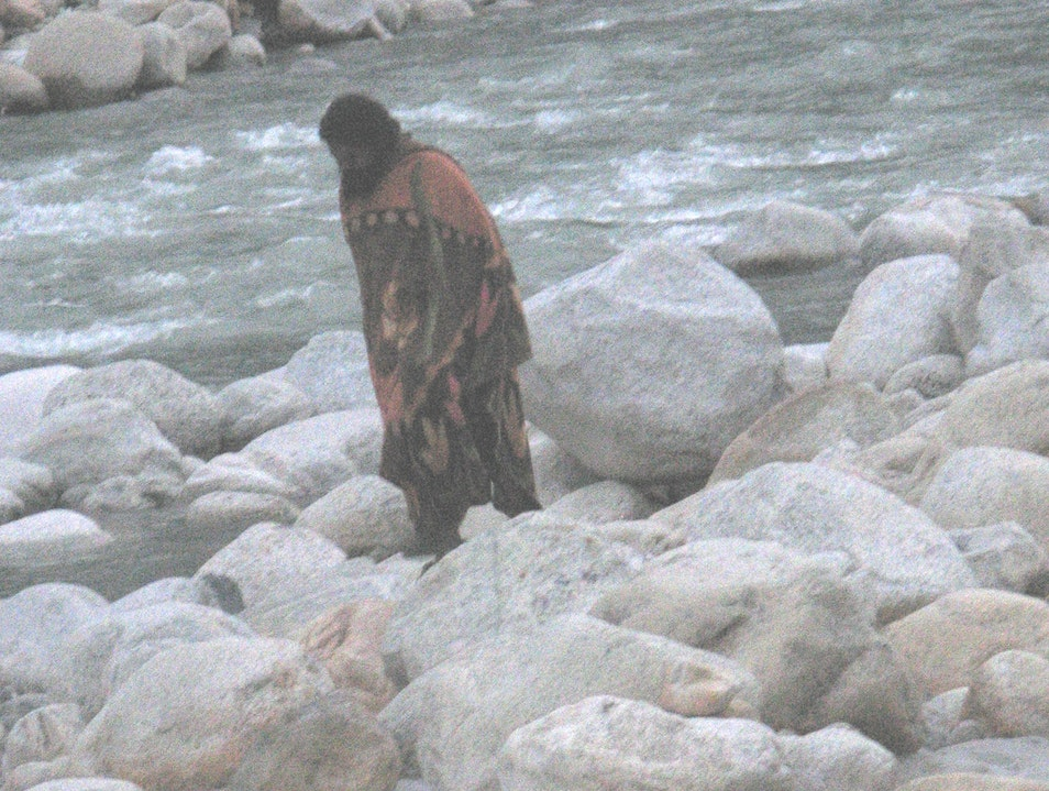 The Source of the Ganga Uttarkashi  India