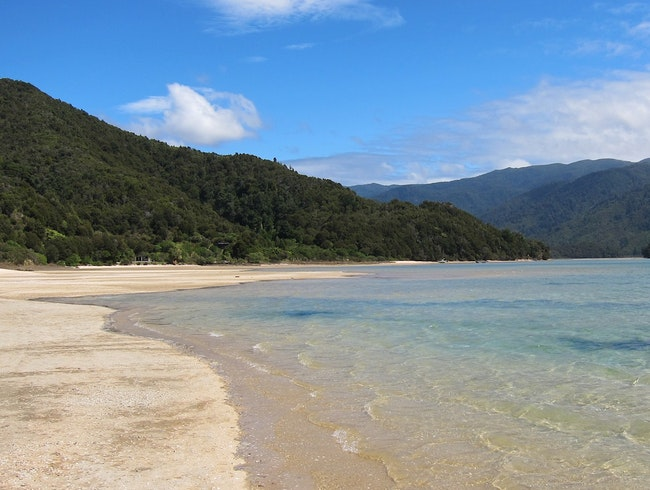 Paradise In Abel Tasman National Park