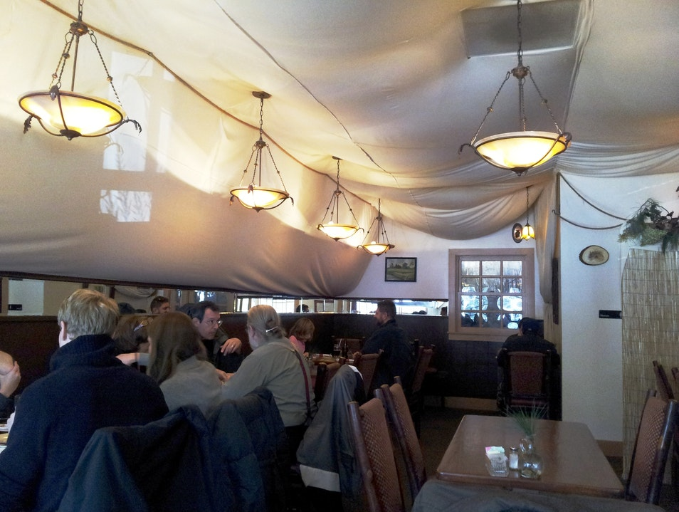 Hidden Valley Eatery:  Delicious, Inexpensive Food in the Heart of Litchfield County