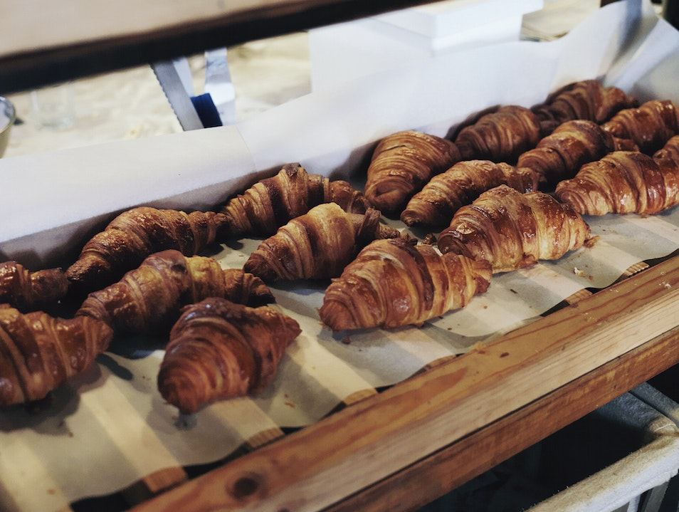 Find the Tastiest Croissants and Sandwiches in Lisbon Lisboa  Portugal