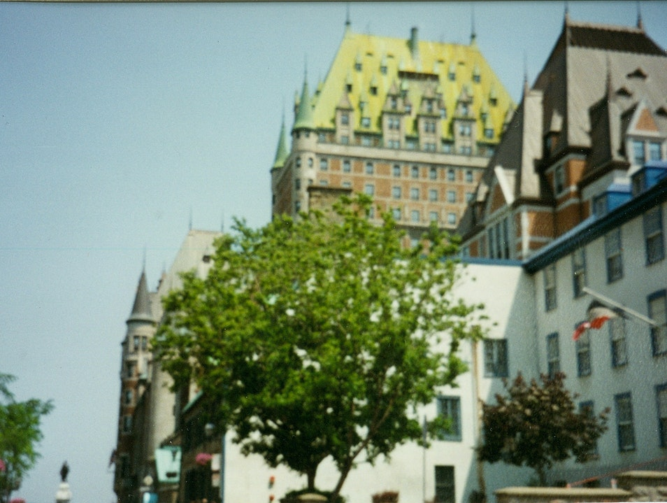 Quebec City's Grand Dame