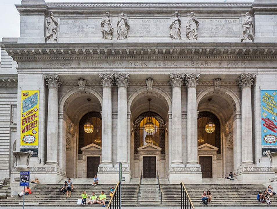 New York Public Library New York New York United States