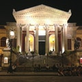 Massimo Theater Palermo  Italy