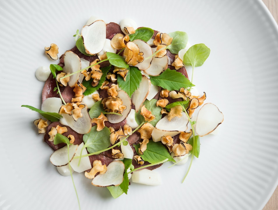 Agern: Haute Nordic Cuisine at Grand Central Station, New York