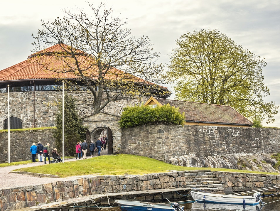 Christiansholm Fortress Kristiansand  Norway