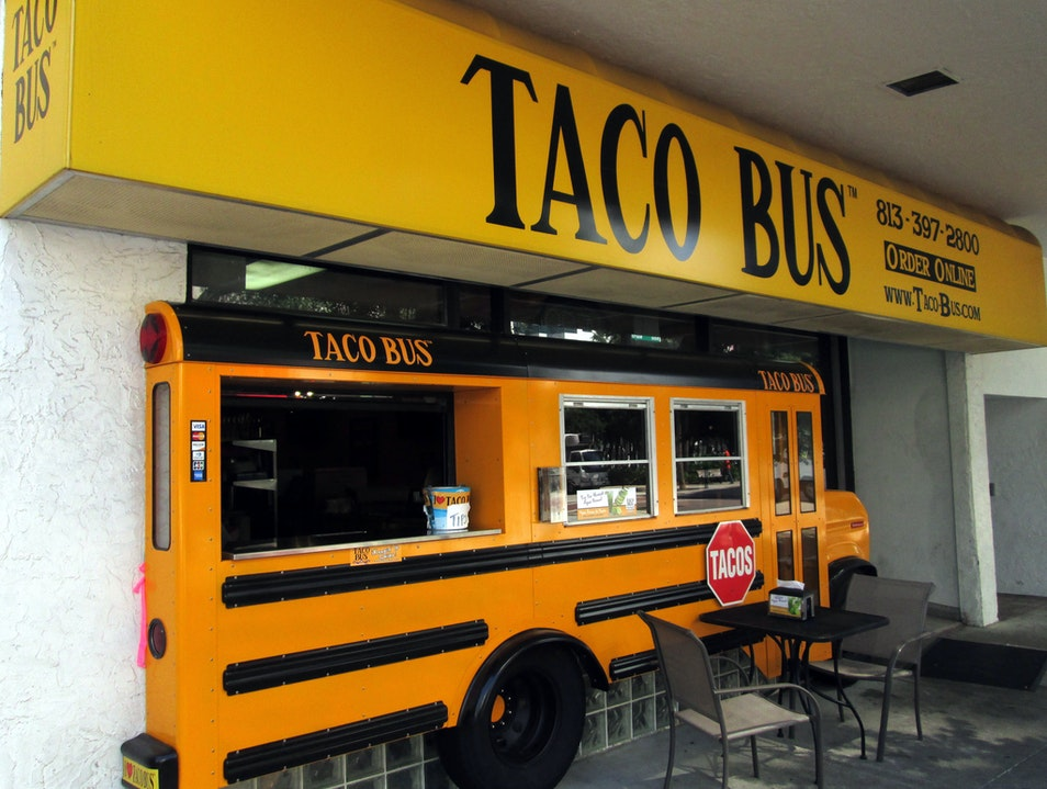 All Aboard the Taco Bus