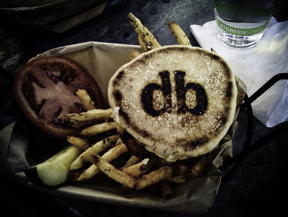 Branded for Deliciousness at Diablo Burger Tucson Arizona United States