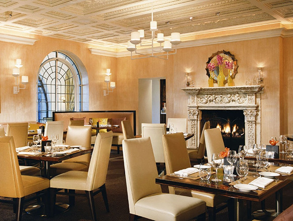 The Mansion Restaurant Dallas Texas United States