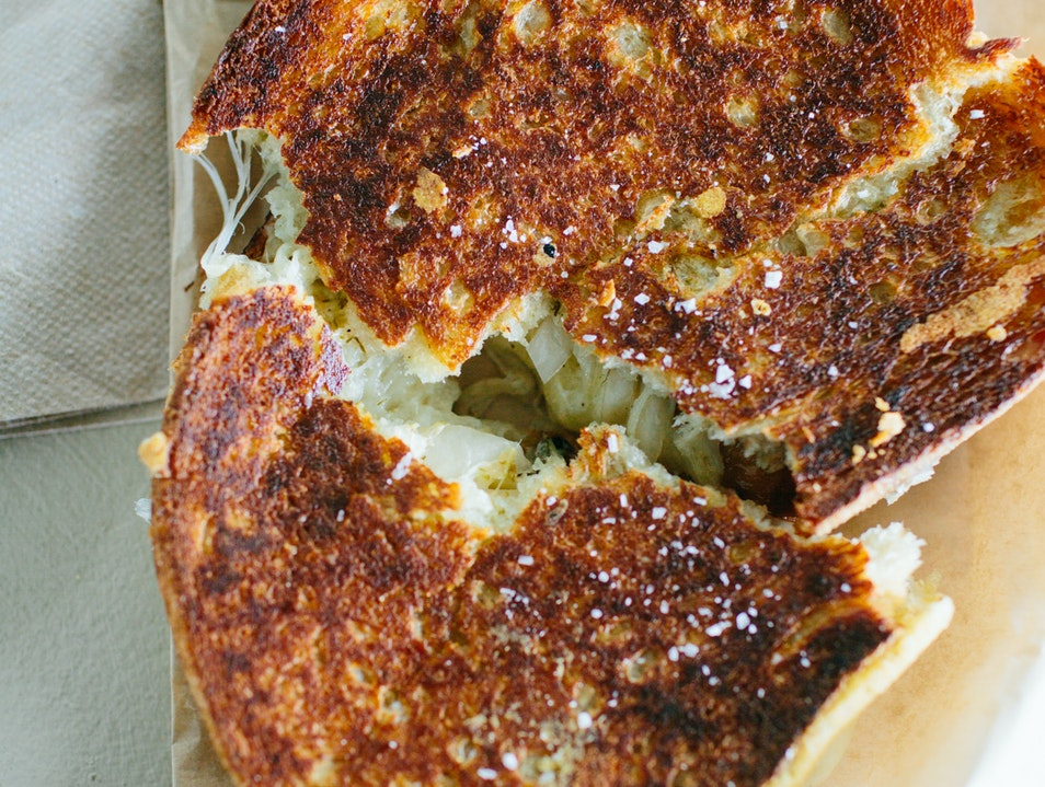Epic Grilled Cheese