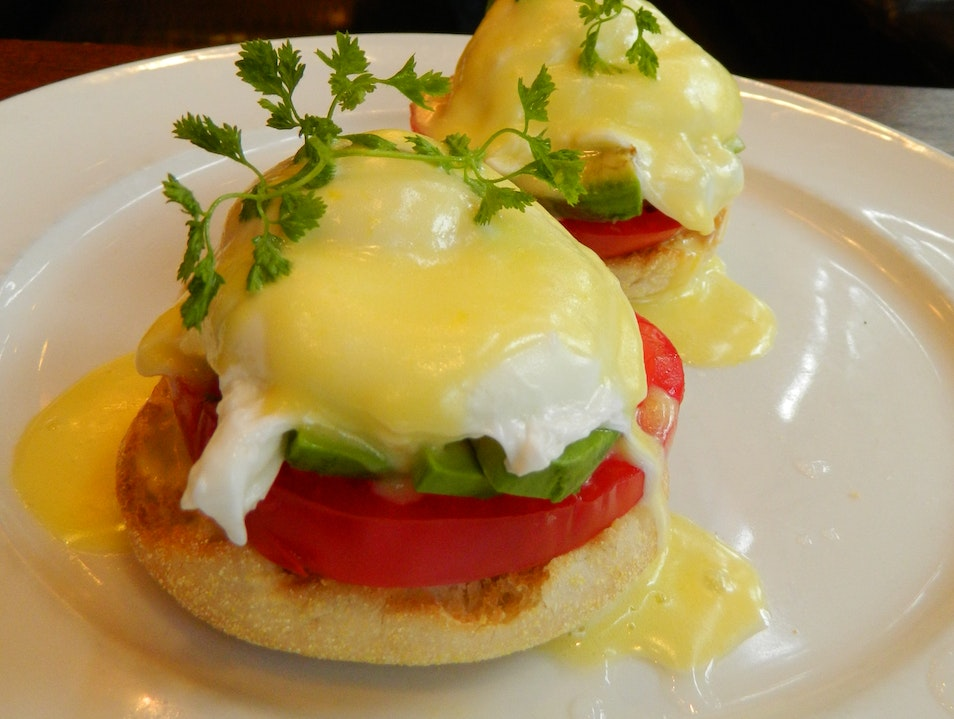 Delicious Breakfast for the Locavore in the Gaslamp
