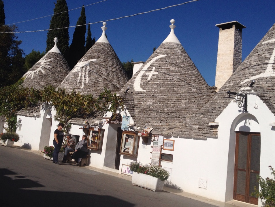 My Favorite House, Truly Alberobello  Italy