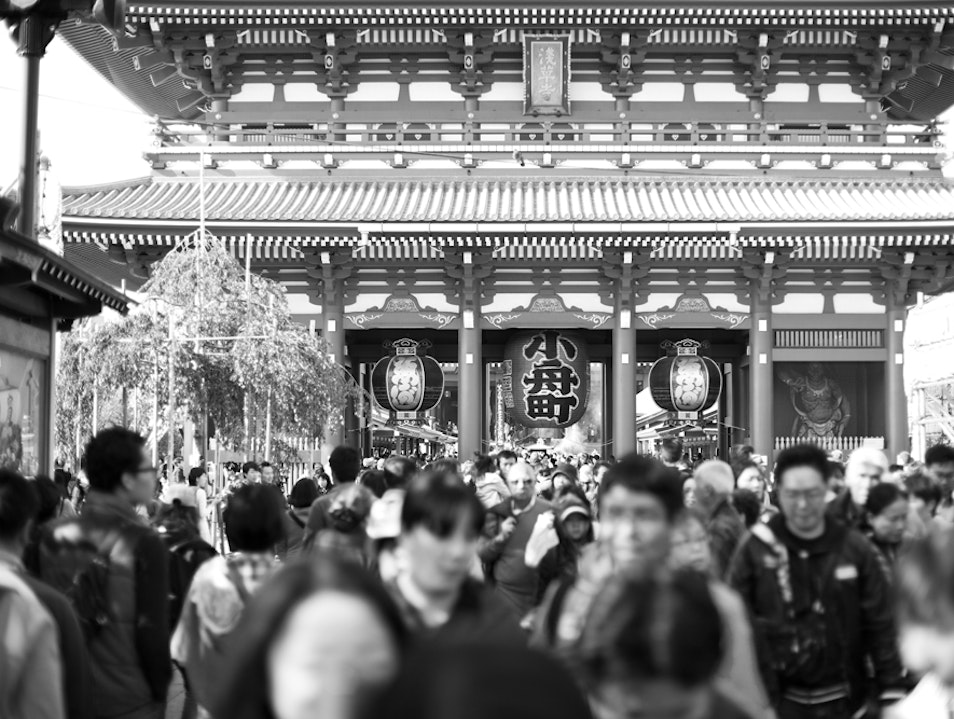 Step Back in Time at Tokyo's Temples and Shrines Tokyo  Japan