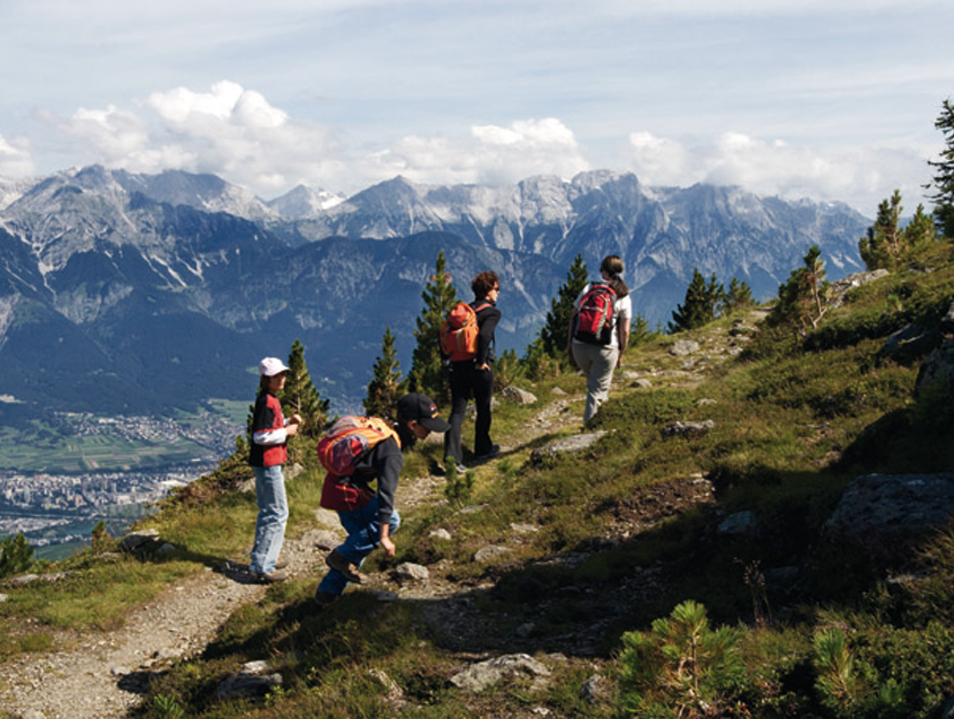 Astounding views, for all levels of hiker