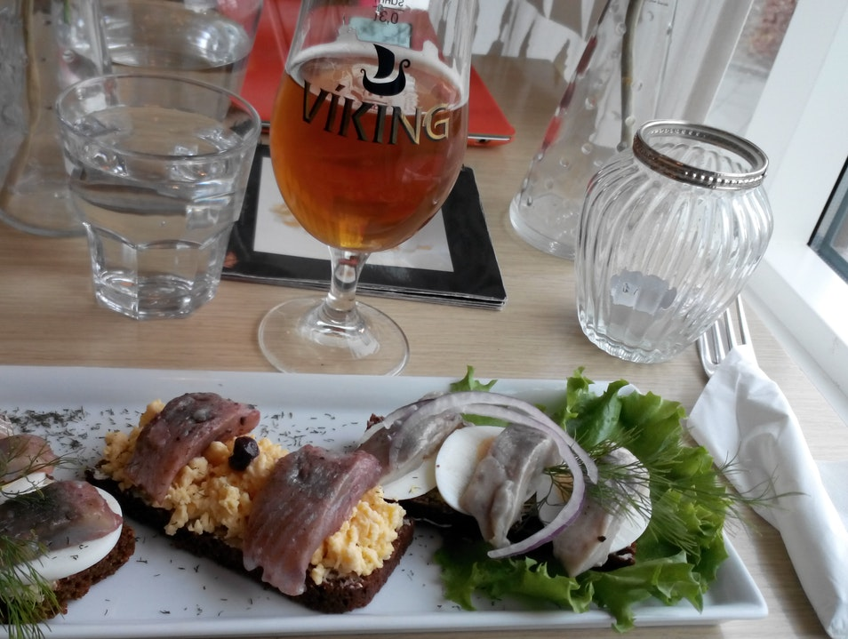 The place for Icelandic food