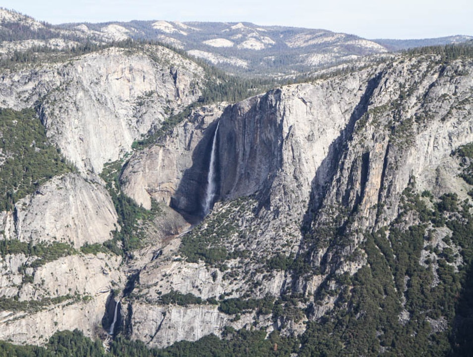 Take in the view from Glacier Point  Yosemite Village California United States