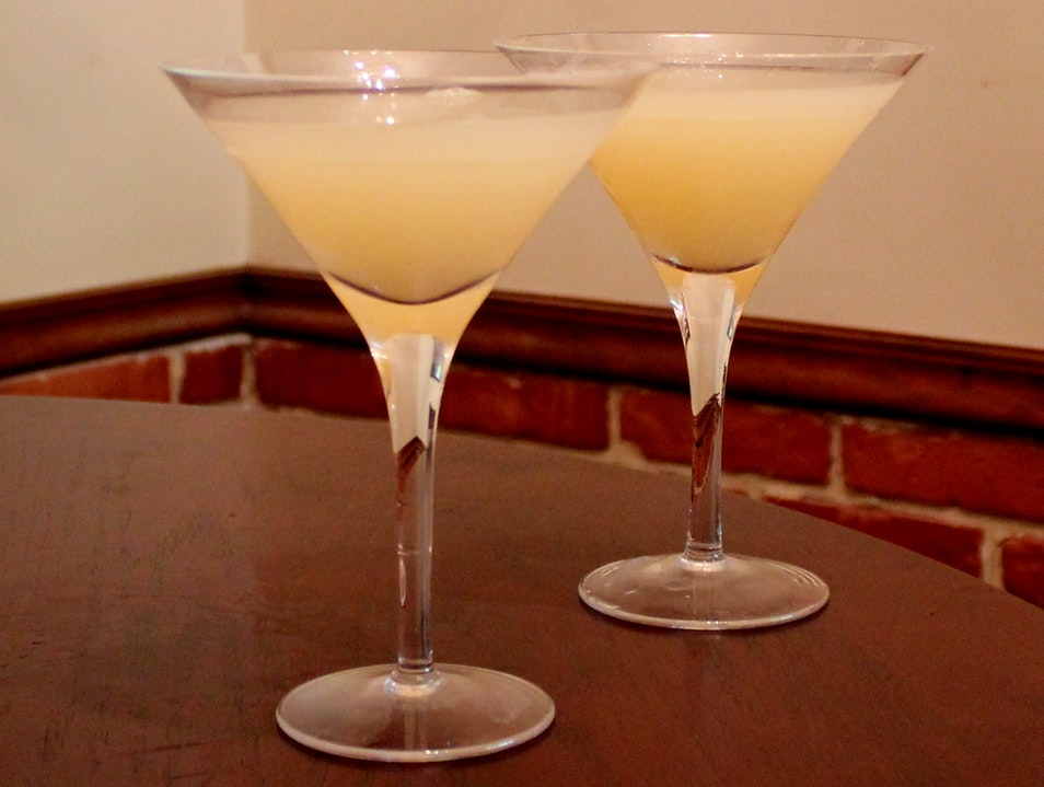 Classic Cocktails at a 1920's Speakeasy