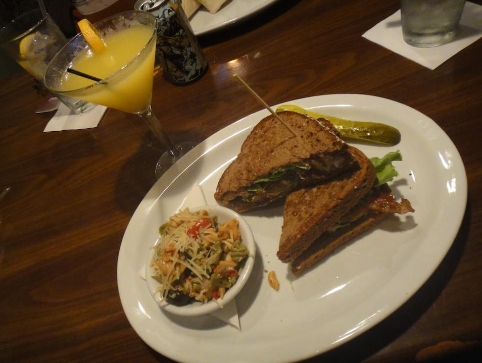 Southern Sandwiches and Decadent Milkshakes