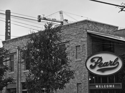 Pearl Brewery B-Cycle Station San Antonio Texas United States