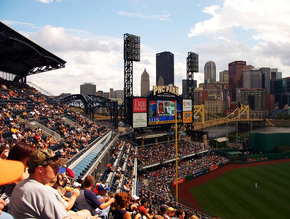 One of the Most Beautiful Parks in the Majors