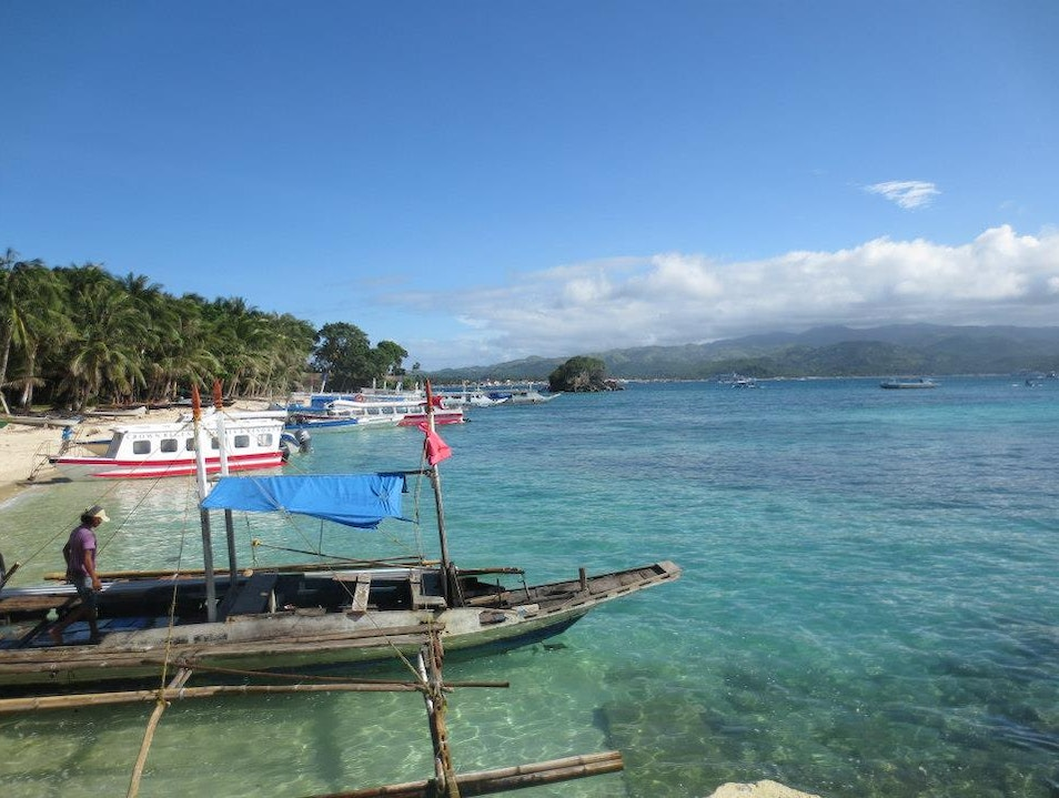 Gateway to Paradise known as Boracay