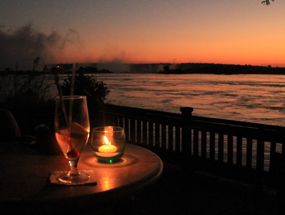 Budget option for an amazing night by Victoria Falls Mosi-oa-Tunya National Park  Zambia