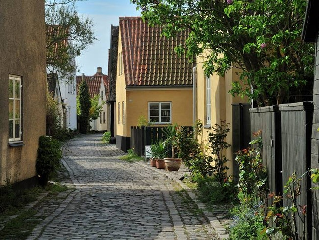 Old-Time Charm in Dragør