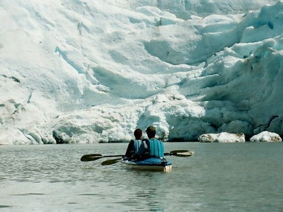 Glacier Bay National Park Gustavus Alaska United States