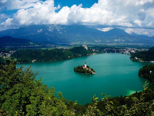 Keep Your Visit Eco-Friendly at Garden Village Lake Bled