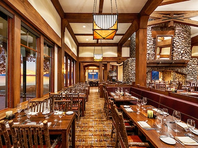 Lone Eagle Grille Incline Village Nevada United States