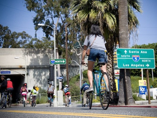 Unique L.A.: CicLAvia