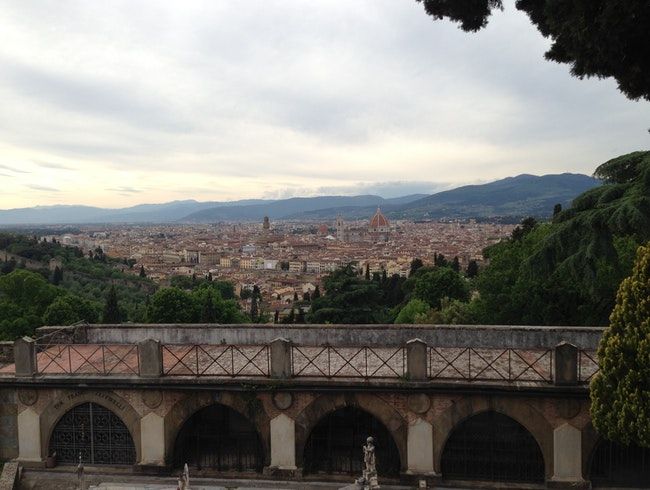 The Best (and Least Known) View of Florence