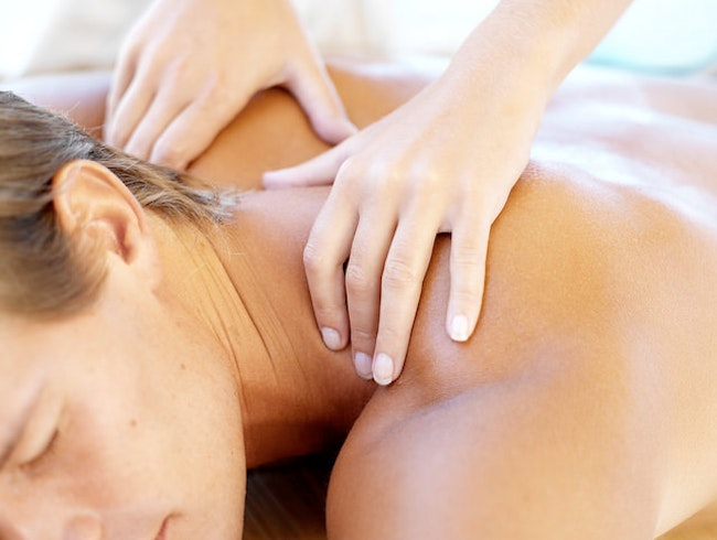 Relax with a Therapeutic Massage