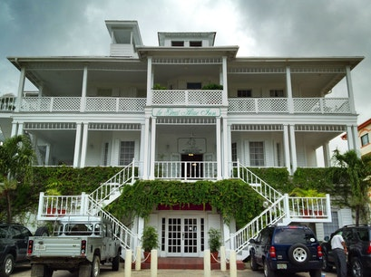 The Great House Belize City  Belize