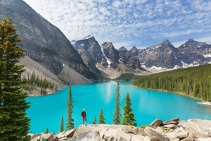 Summer in the Canadian Rockies