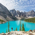 Moraine Lake Improvement District No. 9  Canada
