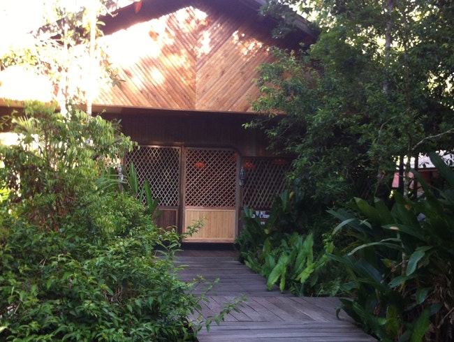 Rimba Ecolodge On The Seykonyer River