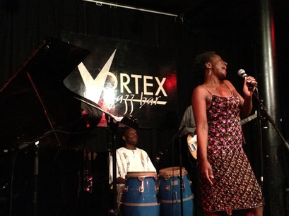 Vortex Jazz Club London  United Kingdom