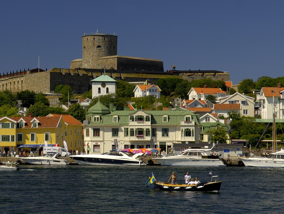 The Road Trip for History Buffs: Marstrand   Kungälv C  Sweden